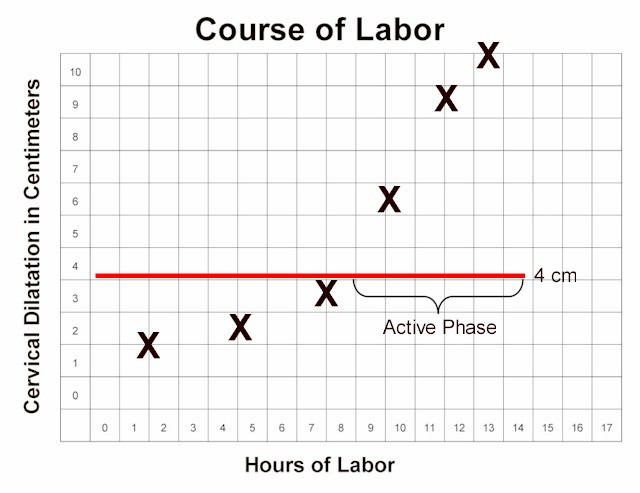 Active Phase Of Labor