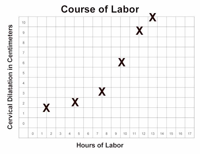 Normal Labor Curve